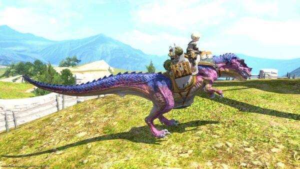 ティラノサウルス_右