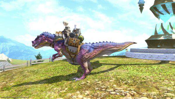 ティラノサウルス_左